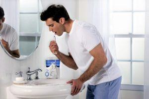 Como usar cepillo eléctrico de dientes
