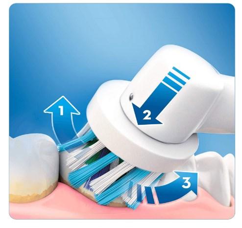 cepillo dental eléctrico oral b pro 600 3dw
