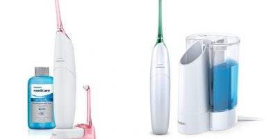 Philips Sonicare Airfloss vs Ultra