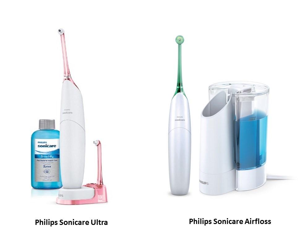 Philips Sonicare Airfloss vs Ultra