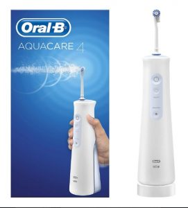 Oral B Aquacare 4 vs 6