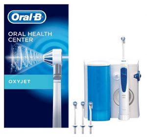 Waterpik vs Oral B