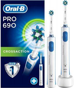 oral b pro 2 2500 vs 2000n vs 2900 vs 690