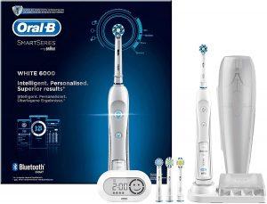 Oral-B Smartseries 6000 vs Genius 9000