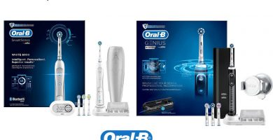 Oral-B Smartseries 6000 vs Genius 9000