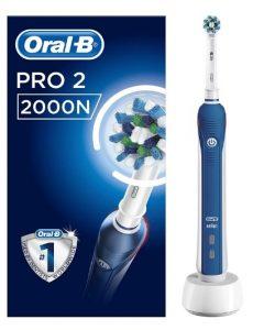 Oral b pro 2 2700 vs 2500 vs 2700x vs 2000n