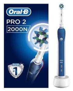 Cepillo Eléctrico Oral b pro 2 2000n