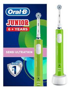 oral b junior verde