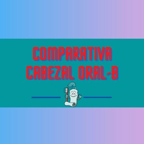 cabezal oral-b redondo vs cabezal oral-b trizone