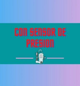cepillo de dientes con sensor de presion