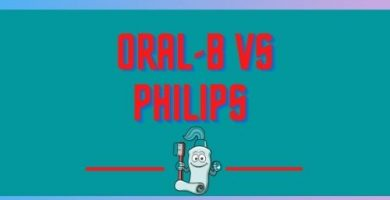 Cepillo eléctrico Oral B vs Philips