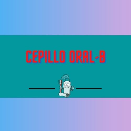 cepillo electrico oral b