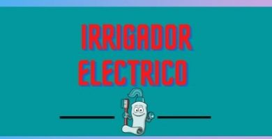 marca de irrigador electrico waterpiik